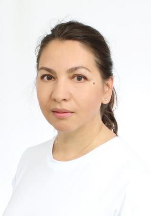 Вершинина Ирина Геннадьевна